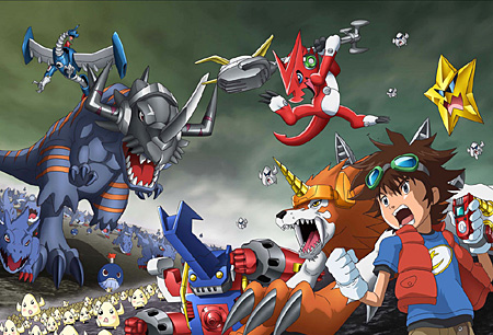 Digimon 6 Xros Wars [79/79][MEGA]