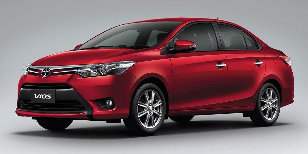 Los Mejores Autos: Toyota Vios 2013