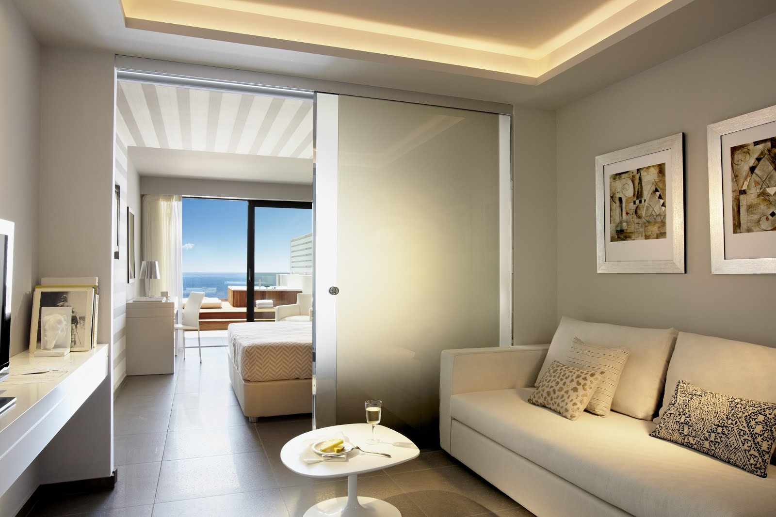 Beachfront De luxe Junior Suite