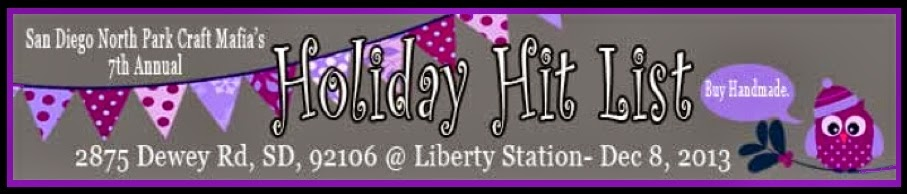 Holiday Hit List Craft Fair