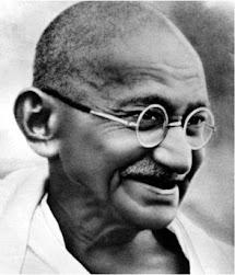 Los 7 pecados del mundo según Gandhi.