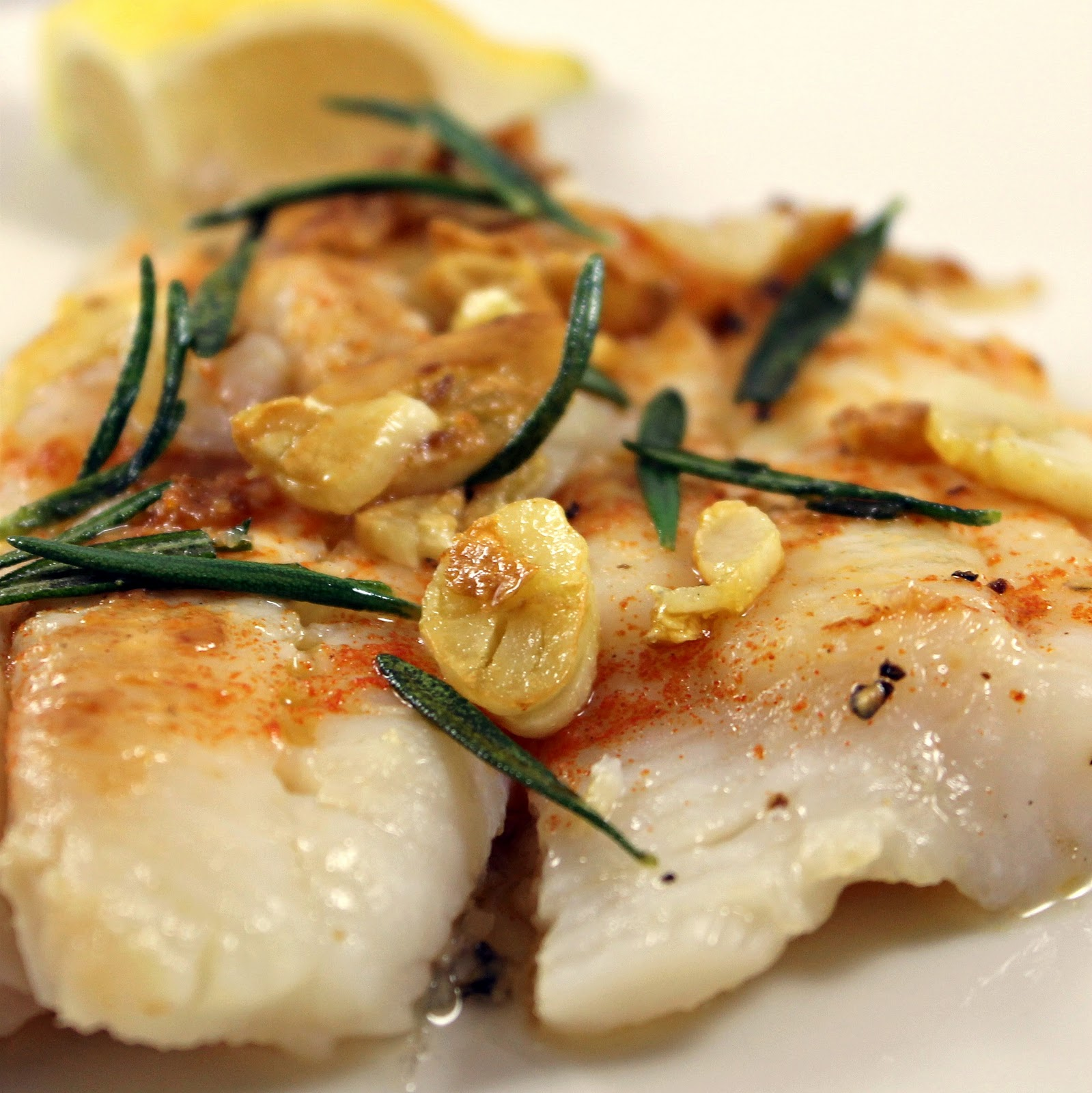 Flounder had a wonderful buttery flavor that you can really taste in ...