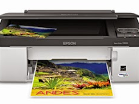 Epson TX133 Driver Free Download