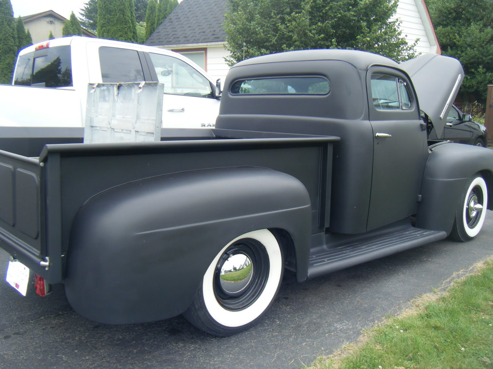 1951 mercury truck custom