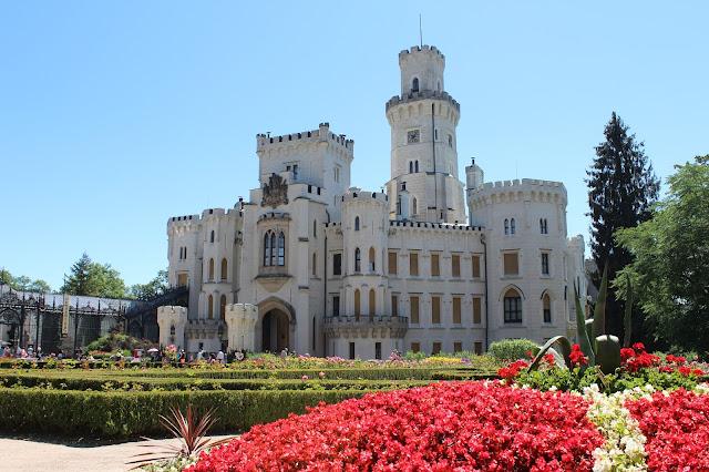 """Zámek Hluboká a zámecké zahrady // """"Hluboka"""" Castle and park"""
