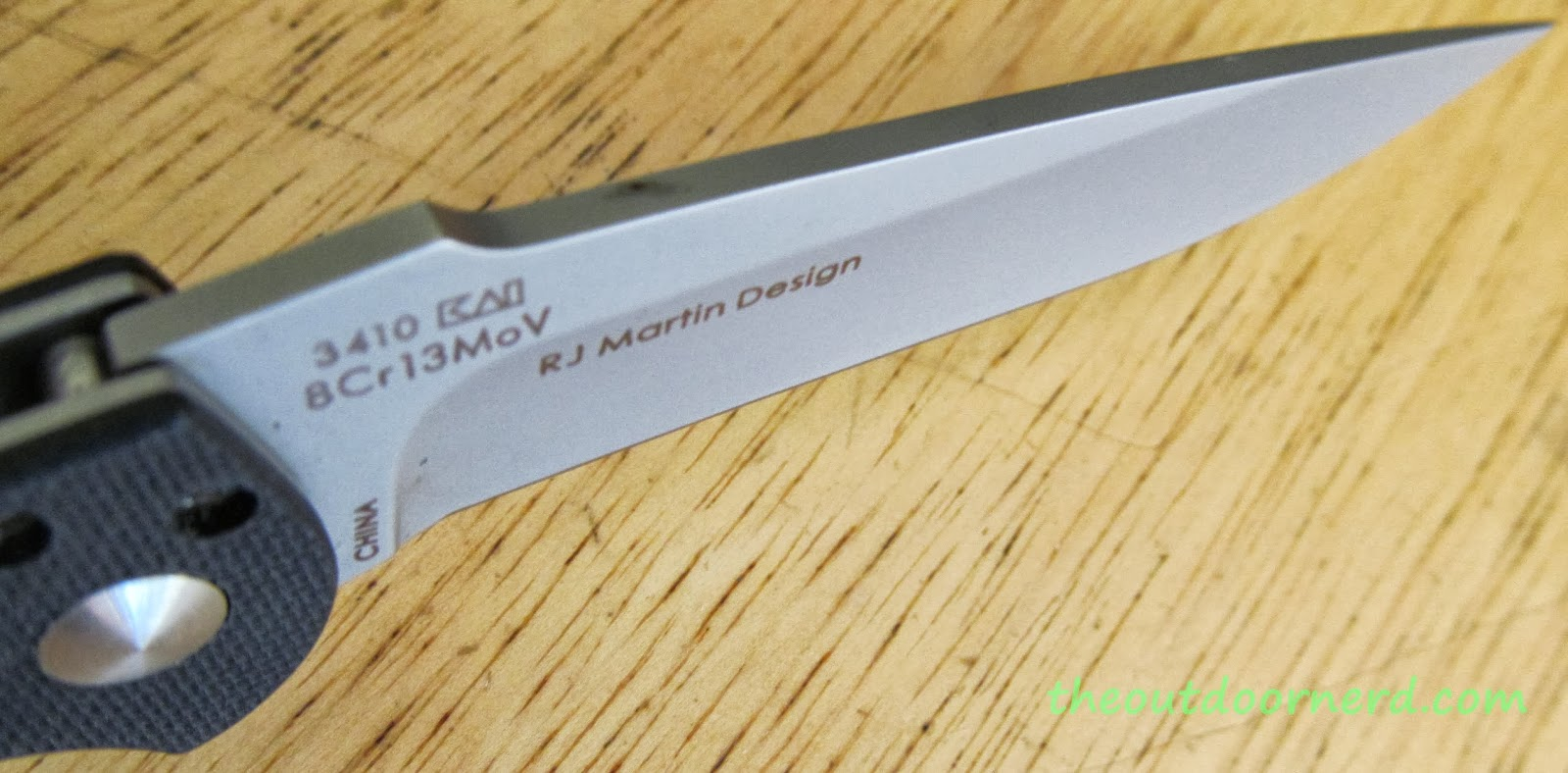 the outdoor nerd review kershaw chill