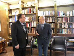 Joseph Gelman, Co-author of 'Confidential' interviews President Peres on Secret Agent Milchan