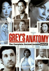 Grey's Anatomy 2 Temporada Dublado