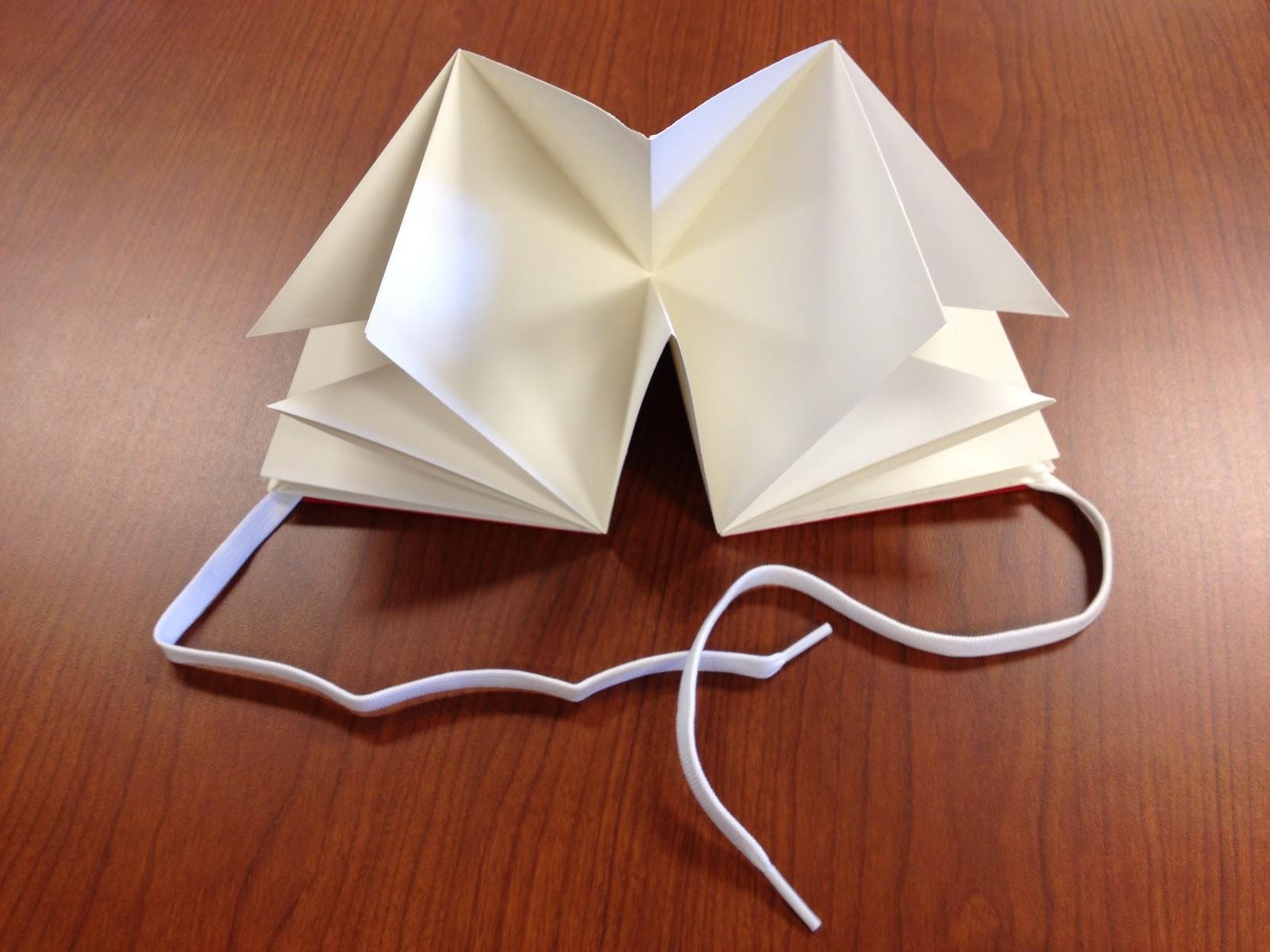 Origami lotus book teachkidsart izmirmasajfo Image collections