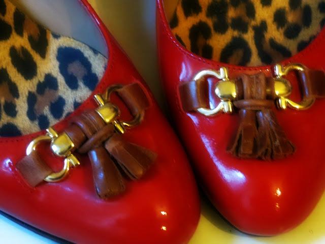 Lady's Secret a graouïser mes chaussures...