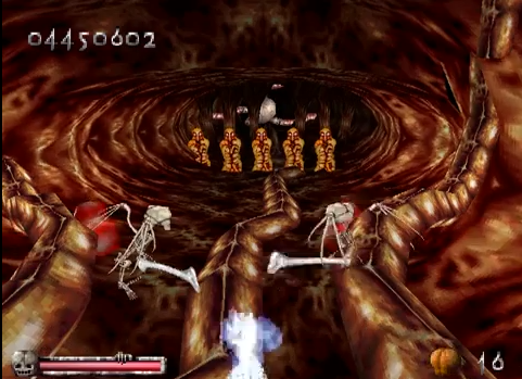 Paranoiascape gameplay