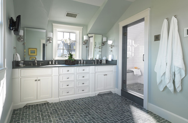 How To Remodel A Jack And Jill Bathroom : Bringing the quot gold to your household jack and jill