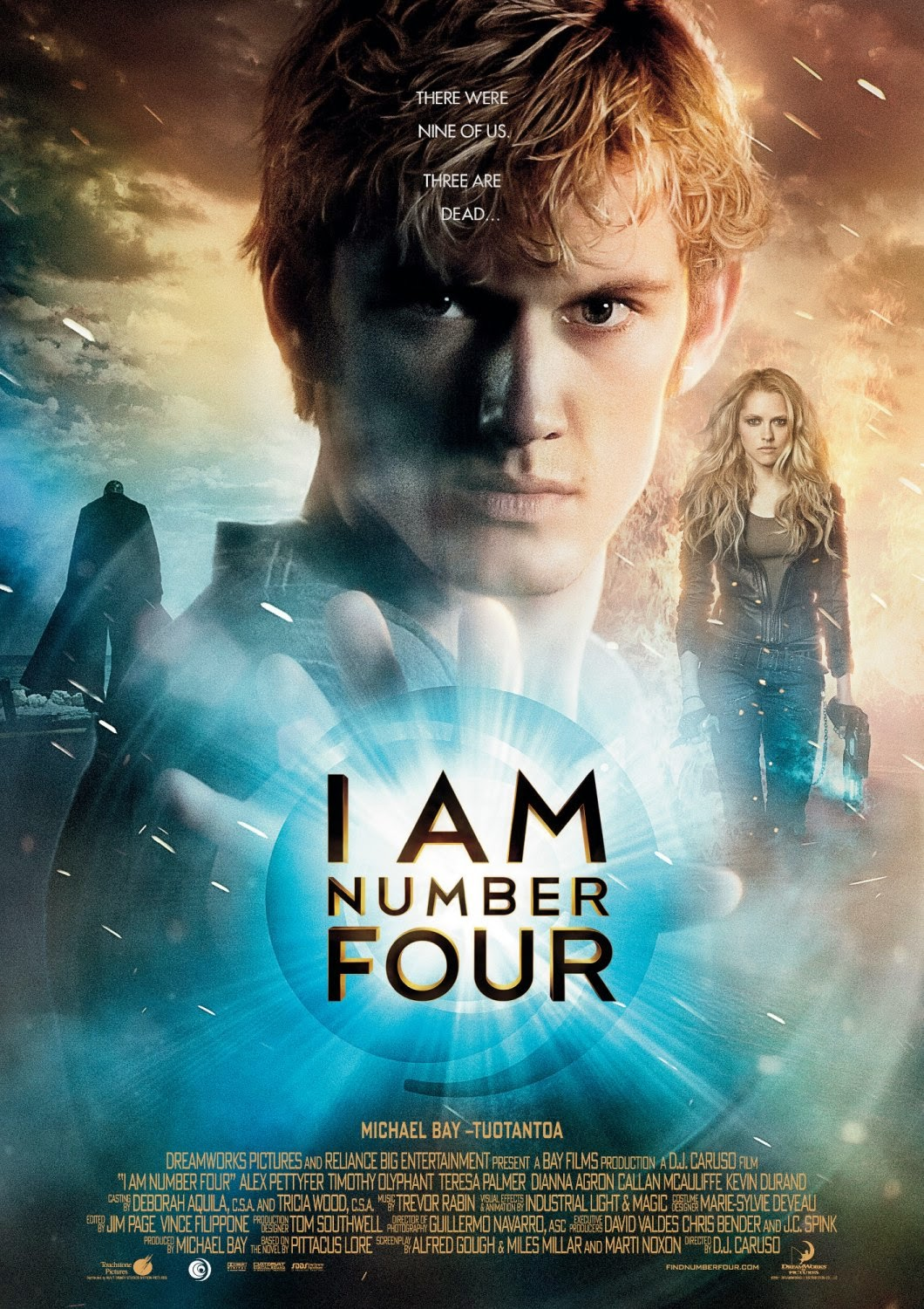 Download I Am Number Four (2011) BluRay 720p