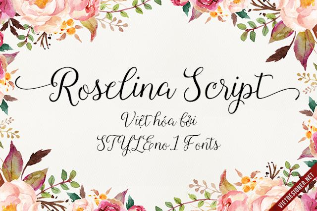 [Script] Roselina Việt hóa