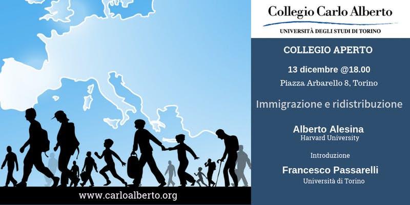 Alesina sull'immigrazione