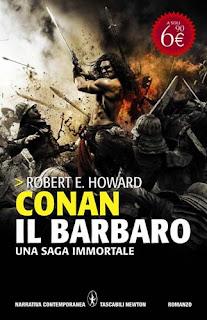 Conan il barbaro, 2011, copertina