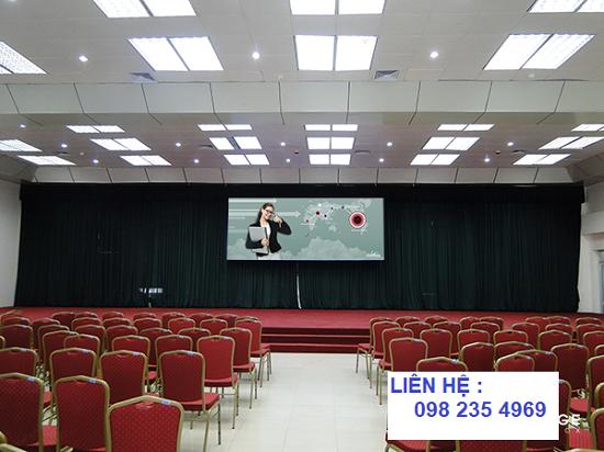 phòng hội thảo 300 chỗ tại hà nội