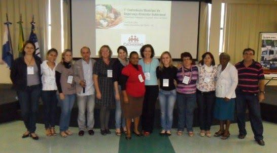 Mais conquista: Camila Marques entre os Delegados eleitos para a IV Conf. Estadual de SAN