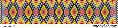 peyote patterns beadwork bracelet beadweaving схема бисероплетение орнамент