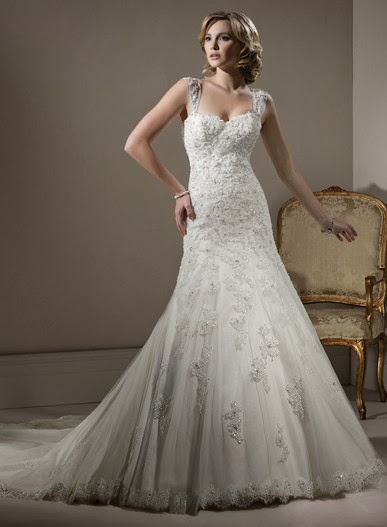 2014 Hot Sell Elegant Bridal Dress