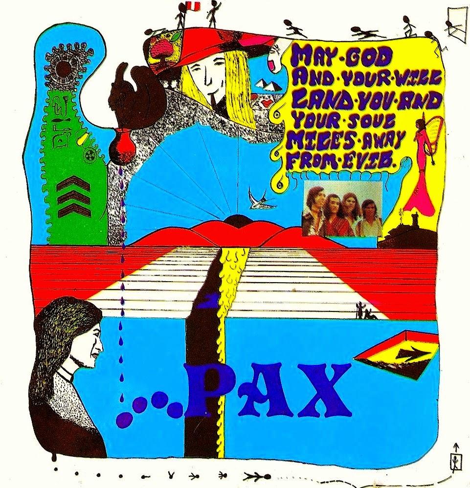 Pax LP 1970