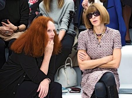 Las Mujeres Mas Influyentes en el Mundo de la Moda
