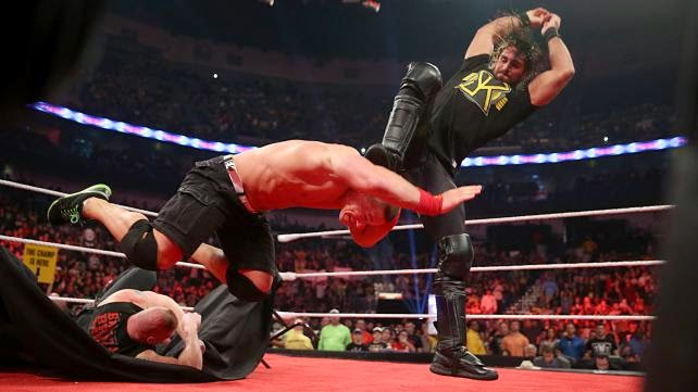 January 12th 2015 Monday Night Raw Full Show Download Stream