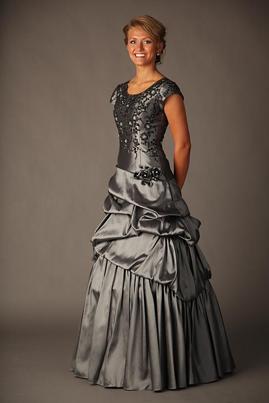 Hermosa Vestidos Modestos De La Boda De Bajo Costo Ideas Ornamento ...