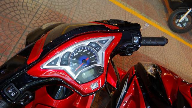 Đánh giá xe Air Blade 125cc 2013