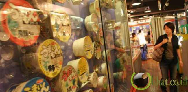 Shin-Yokohama Raumen Museum, Jepang