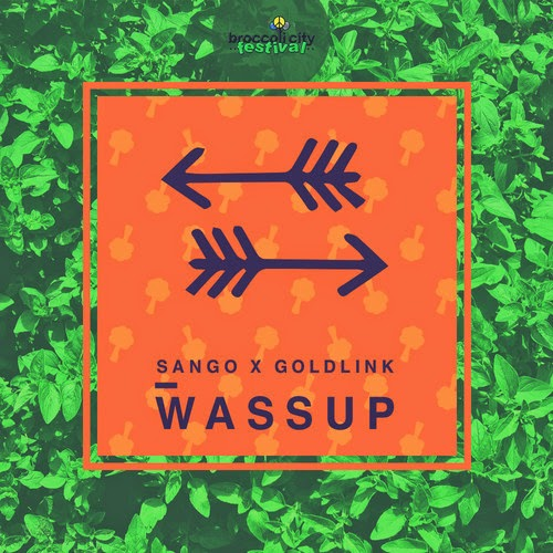 Sango and Goldlink team up on Wassup