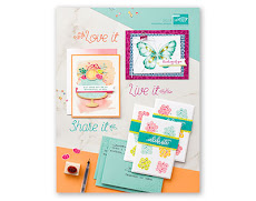 Stampin' Up! 2018 Occasions Catalog!