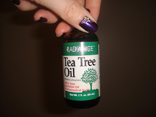 Beauty Tip series, tip 5, Tea Tree Oil, What tea tree oil does, beauty tip tea tree oil, nose piercing bump, how to get rid of nose piercing bump, piercing bump