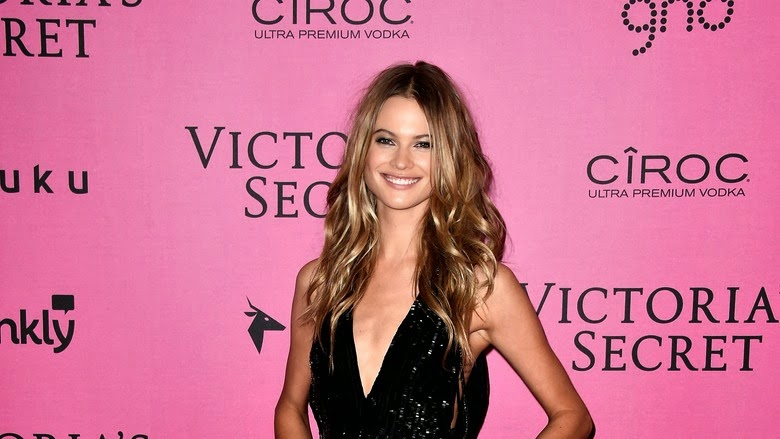 Supermodel Behati Prinsloo selected for Victoria's Secret 2015 Swimsuit Catalogue Cover