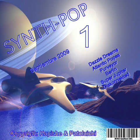 Synth-Pop VOL 1 2 & 3