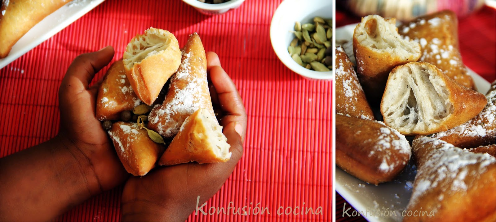 rico delicioso frito especial diferente receta