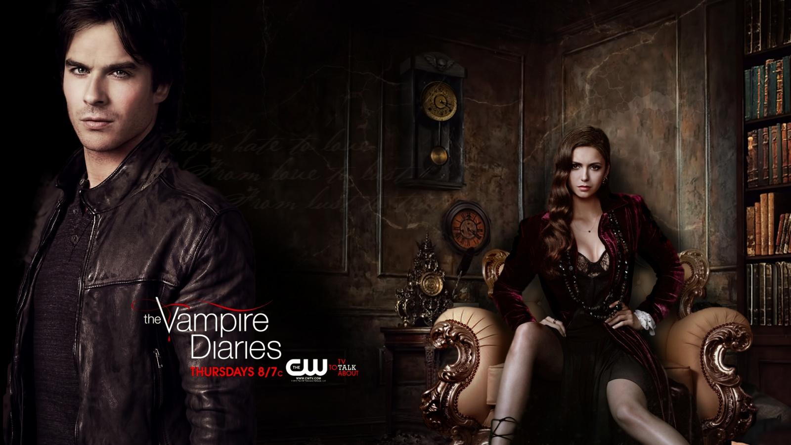 Nh?t K� Ma C� R?ng 4 - The Vampire Diaries Season 4