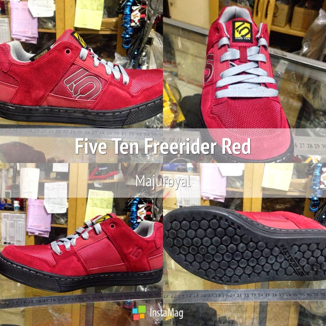 Five Ten Freerider Red