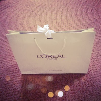 L'Oreal Paris Goody Bag