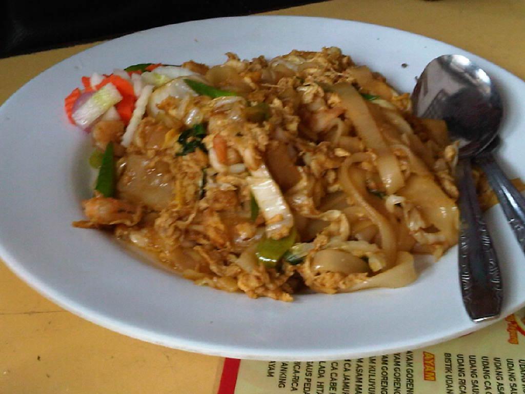 Blog ceritaperut makan bakso di tempat legendarisnya for Aja asian cuisine menu