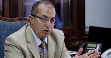 محمد الصلحاوى رئيس مصلحة الجمارك