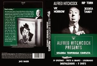 ALFRED HITCHCOCH PRESENTS - SÉRIE DE TV - DIGITALIZADA