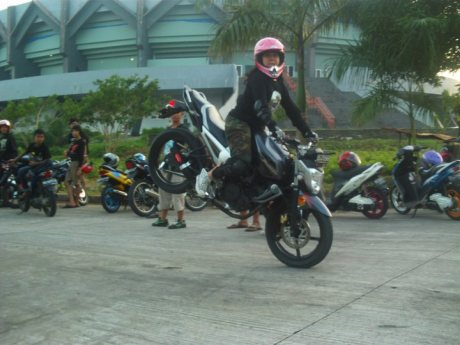 Top modifikasi byson freestyle
