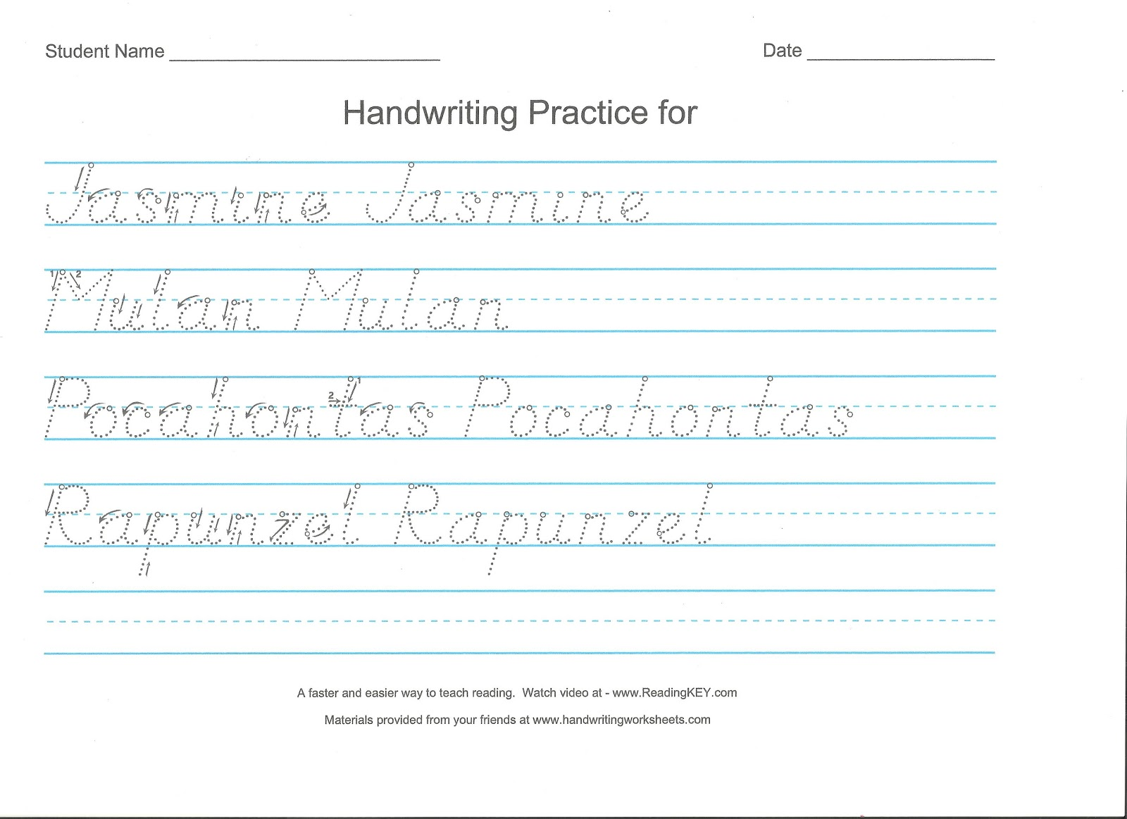 Worksheet Handwriting D Nealian Wosenly Free Worksheet – D Nealian Handwriting Worksheet
