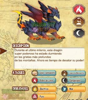 Dragão Lava