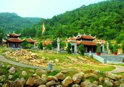 Cho thuê xe đi Côn Sơn - Kiếp Bạc