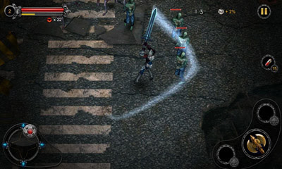 Download Apocalypse Knights Android APK+DATA