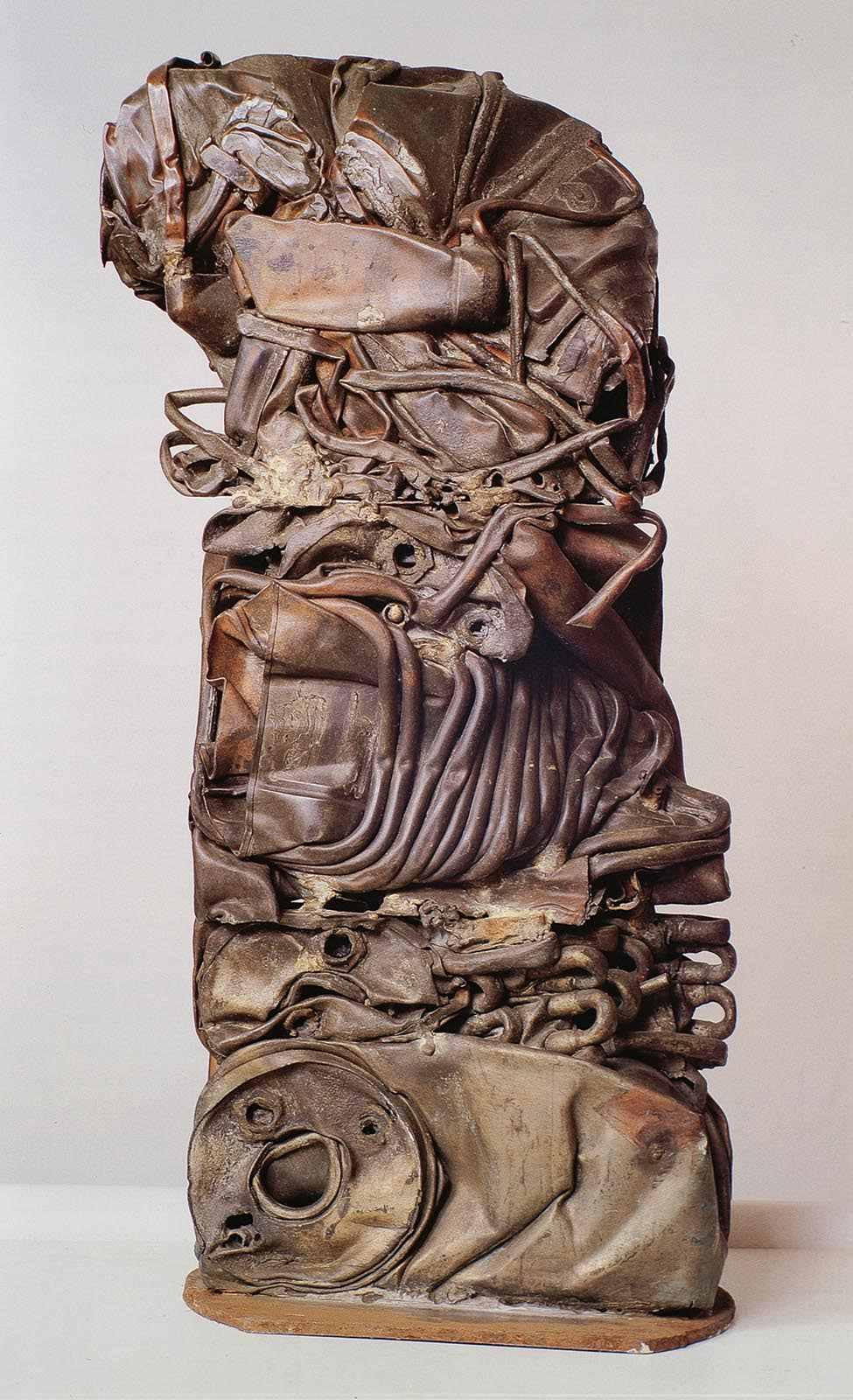 C sar 3e le nouveau r alisme objet d 39 tude garrus art - Histoire de la sculpture ...