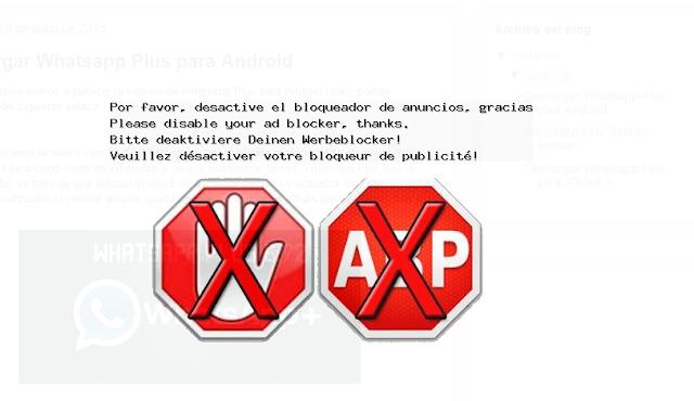 ejemplo anti adblock