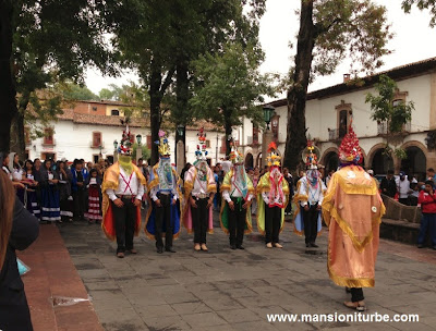 Mexican Traditions: the Moors of Tejaro in Patzcuaro